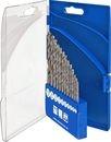Набор сверл по металлу ПРАКТИКА Профи  10шт. 1-10 мм, шаг 1 мм, ПРО кассета